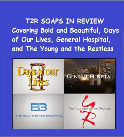 T2R SOAPS IN REVIEW - Take 2 Radio